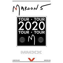 maroon 5 meghan trainor tour