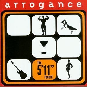 """The 5'11"""" Record - Image: The 5'11 Record cover"""