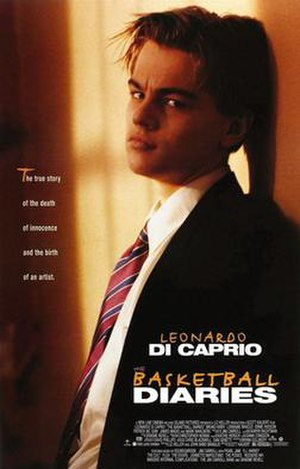 The Basketball Diaries (film) - Theatrical release poster