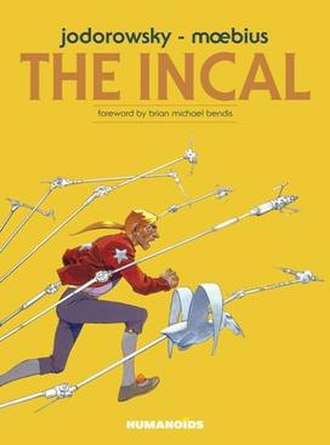 The Incal - 2014 hardcover trade collection of The Incal