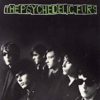 The Psychedelic Furs (album) - Image: The Psychedelic Furs cover