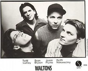 Waltons (band) - Image: The Waltons Sire