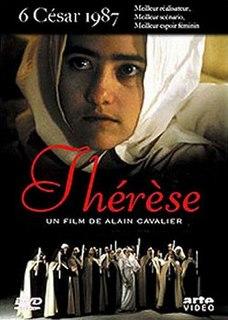 <i>Thérèse</i> (film) 1986 film by Alain Cavalier