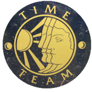Time Team - Image: Time Team logo