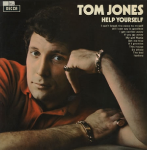 Help Yourself (Tom Jones album) - Image: Tom Jones Help Yourselfalbum