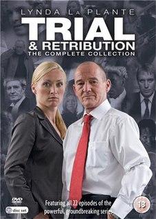 <i>Trial & Retribution</i> television series