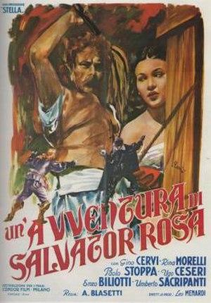 An Adventure of Salvator Rosa - Image: Un'avventura di Salvator Rosa