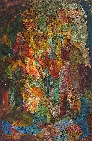 Vladimir Bougrine - Image: Vladimir bougrine painting 028