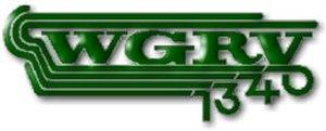 WGRV (AM) - Image: WGRV (AM) logo