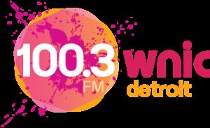 WNIC - Image: WNIC Detroit logo