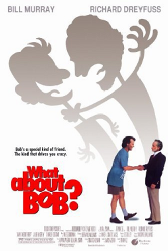 What About Bob? - Theatrical release poster