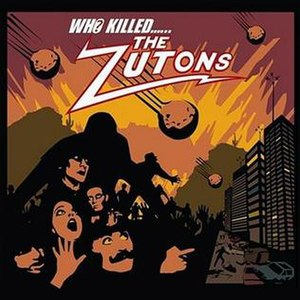 Who Killed...... The Zutons? - Image: Who Killed The Zutons