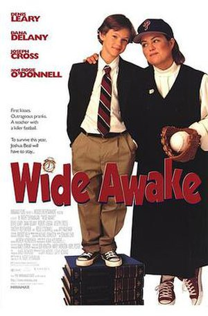 Wide Awake (1998 film) - Theatrical release poster