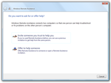 receive remote assistance support from microsoft