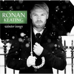 Winter Songs (Ronan Keating album) - Image: Wintersongsronan