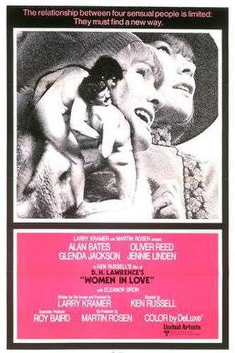 Women in Love (film) - Image: Women in love ver 243