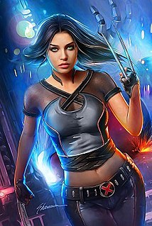 X-23 Fictional Marvel Comics character