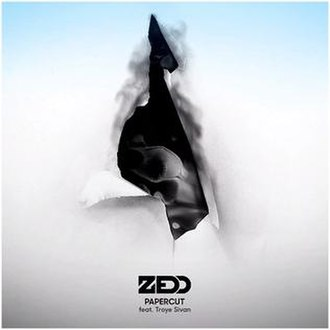 Zedd featuring Troye Sivan — Papercut (studio acapella)