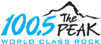 CKPK-FM - Image: 1005thepeak