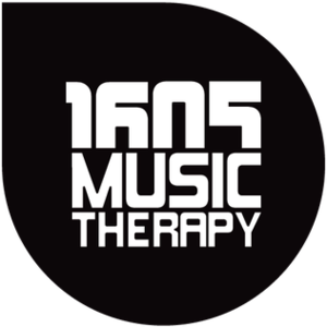 1605 (record label) - Image: 1605 Music Therapy Logo