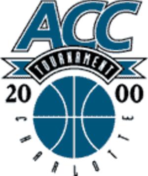2000 ACC Men's Basketball Tournament - 2000 ACC Tournament logo