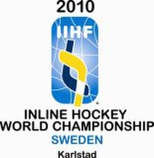 2010 IIHF InLine Hockey World Championship - Image: 2010 IIHF Inline Worlds