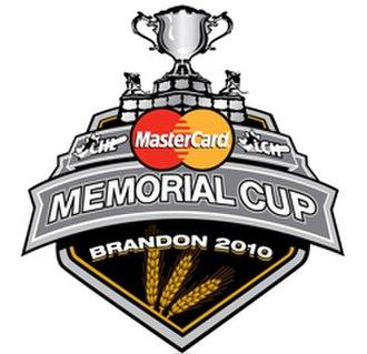 2010 Memorial Cup - Image: 2010 Memorial Cup