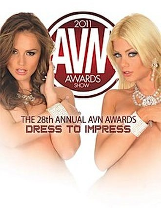 28th AVN Awards - Image: 28th AVN Awards poster 2011