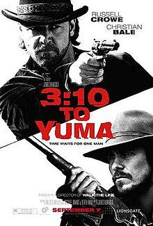 3:10 to Yuma (2007 film) - Wikipedia