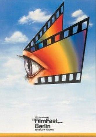 33rd Berlin International Film Festival - Festival poster