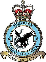 No. 6 Squadron badge