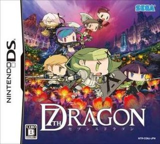 <i>7th Dragon</i> video game