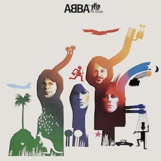 ABBA: The Album - Image: ABBA The Album (Polar)