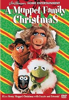 <i>A Muppet Family Christmas</i> 1987 television film directed by Peter Harris