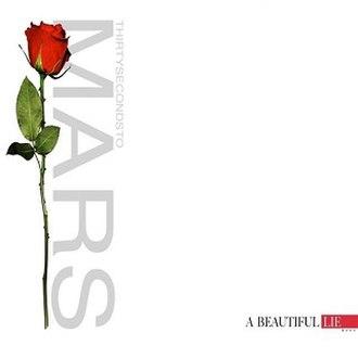 A Beautiful Lie - Image: A beautiful lie
