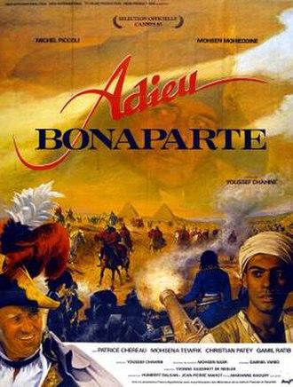 Adieu Bonaparte - Film poster