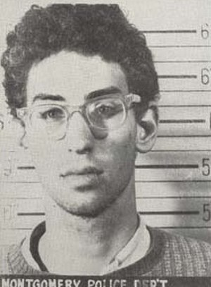 Alexander D. Shimkin - Alexander Shimkin after he was arrested for civil rights activity in Alabama in 1965