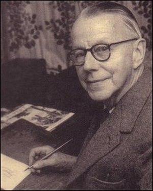 Alfred Bestall - Alfred Bestall