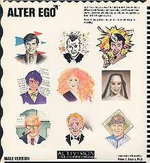 cover art for Alter Ego