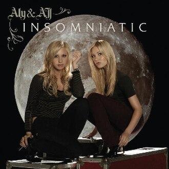 Insomniatic - Image: Aly & AJ Insomniatic