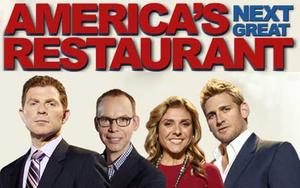 America's Next Great Restaurant - Image: America's Next Great Restaurant (emblem)