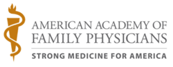 American Academy of Family Physicians (logo).png