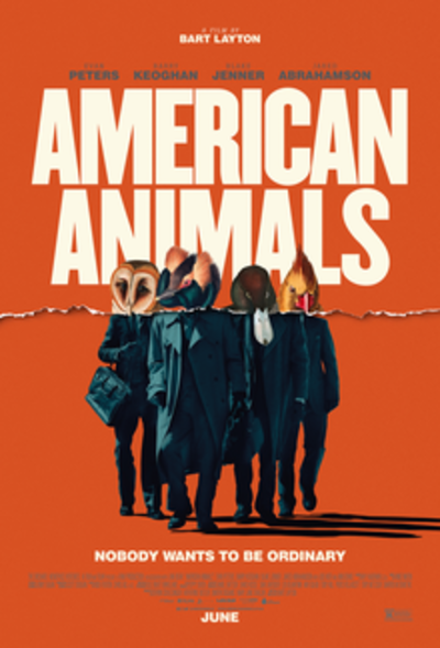 Picture of a movie: American Animals