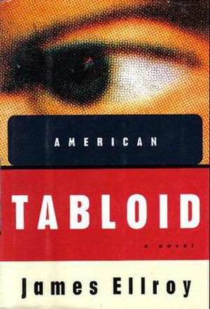 American Tabloid - First American Edition Hardcover
