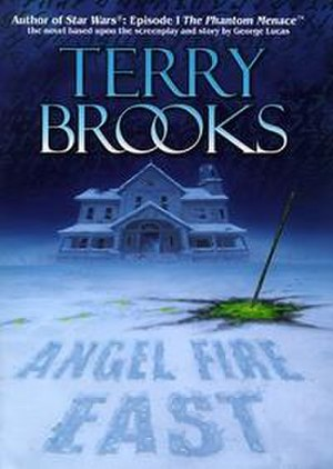 Angel Fire East - 1st edition cover