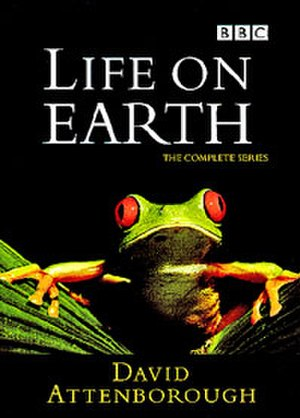 Life on Earth (TV series) - Region 2 DVD cover