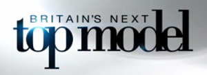 Britain's Next Top Model - Show logo used from 2005–2016