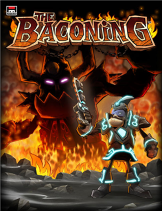 The Baconing - Title art