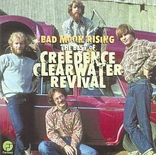 creedence clearwater revival song travelin band