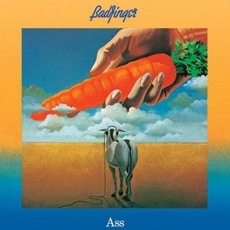 Ass (album) - Image: Badfingeralbums ass